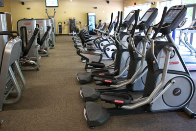 Fitness Center SMS