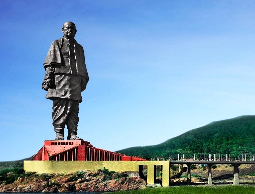 Statue-of-Unity-Narmada-Districts