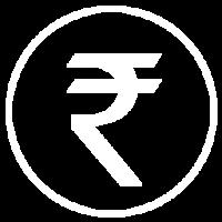 Price Rupee icon